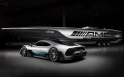 Mercedes AMG Project One 4K 2