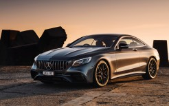Mercedes-AMG S 63 4MATIC Coupe 4K