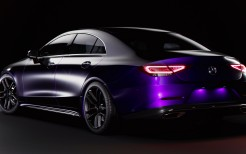 Mercedes-Benz CLS Rear 4K