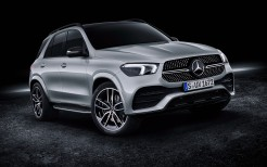 Mercedes-Benz GLE 450 4MATIC AMG Line 2019 4K