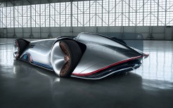Mercedes Benz Vision EQ Silver Arrow 4K 10
