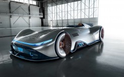 Mercedes Benz Vision EQ Silver Arrow 4K 13