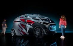 Mercedes-Benz Vision Urbanetic Concept 4K 2