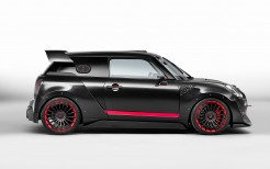 MINI John Cooper Works GP Concept 2018 4K 2