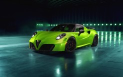 Pogea Racing Alfa Romeo 4C Centurion Green Arrow 2018 4K