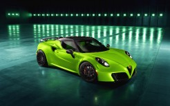 Pogea Racing Alfa Romeo 4C Centurion Green Arrow 2018 4K 3