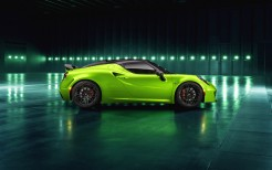Pogea Racing Alfa Romeo 4C Centurion Green Arrow 2018 4K 5