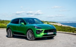 Porsche Macan S SportDesign Package 2018 4K