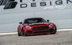 Prior-Design Mercedes-AMG GT S PD700GTR  2018 4K