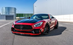 Prior-Design Mercedes-AMG GT S PD700GTR  2018 4K 3