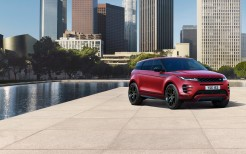 Range Rover Evoque D240 HSE R-Dynamic Black Pack 2019 4K