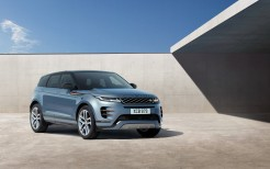 Range Rover Evoque R-Dynamic First Edition 2019 4K