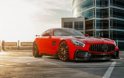 Red Darwin Pro Mercedes AMG GTS 2