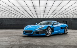 Rimac C Two California Edition 2018 4K