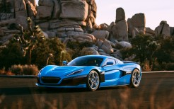 Rimac C Two California Edition 2018 4K 4
