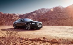 Rolls Royce Wraith Black Badge 4K