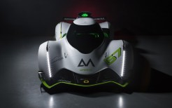 Spice-X Concept Electric Racing Car 4K