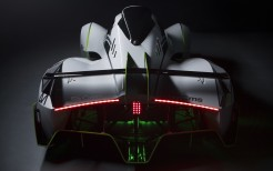Spice-X Concept Electric Racing Car 4K 3