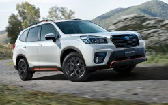Subaru Forester X-Break 2018 4K