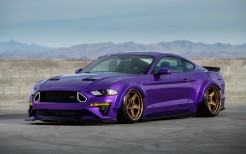 TJIN Edition Ford Mustang EcoBoost  2018 4K