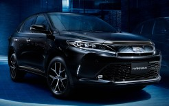 Toyota Harrier Progress Style Blueish 2018