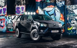 Toyota Hilux Invincible 50 Double Cab by Arctic Trucks 4K