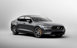 Volvo S60 T8 Polestar Engineered 4K 2018