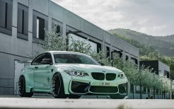 Z-Performance BMW M2 2018 4K