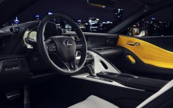 2019 Lexus LC 500 Inspiration Series 5K Interior