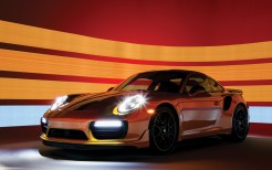 2019 Porsche 911 Turbo S Exclusive Series 4K