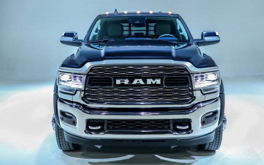 2019 Ram 5500 Limited Double Cab