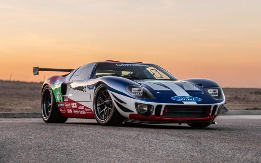 2019 Superformance Future Ford GT40 4K