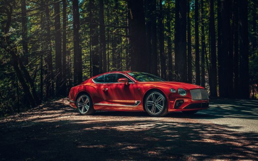 2020 Bentley Continental GT V8 4K 2