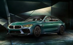 2020 BMW M8 Gran Coupe First Edition 4K