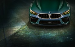 2020 BMW M8 Gran Coupe First Edition 4K 2