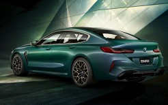 2020 BMW M8 Gran Coupe First Edition 4K 3