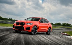 2020 BMW X4 M Competition 4K