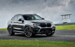 2020 BMW X4 M Competition 4K 2