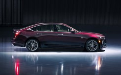 2020 Cadillac CT5 Premium Luxury 4K 5K 3