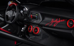 2020 Chevrolet COPO Camaro John Force Edition 4K Interior