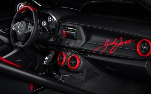 2020 Chevrolet COPO Camaro John Force Edition 4K Interior ...