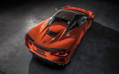2020 Chevrolet Corvette Stingray Convertible Z51 4K 2