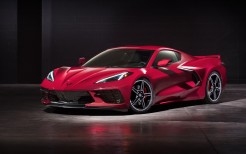 2020 Chevrolet Corvette Stingray Z51 4K