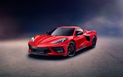 2020 Chevrolet Corvette Stingray Z51 4K 3