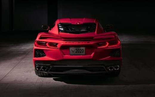 2020 Chevrolet Corvette Stingray Z51 4K 5