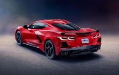 2020 Chevrolet Corvette Stingray Z51 4K 6