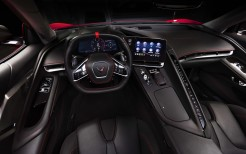 2020 Chevrolet Corvette Stingray Z51 Convertible 4K Interior