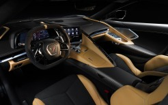 2020 Chevrolet Corvette Stingray Z51 Interior 4K