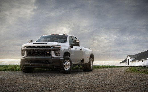 Chevy Colorado Crew Cab >> 2020 Chevrolet Silverado 3500 HD DRW Work Truck 4K Wallpaper | HD Car Wallpapers | ID #12008