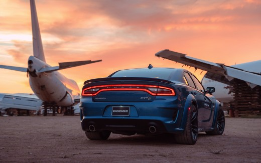 2020 Dodge Charger SRT Hellcat Widebody 2